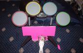 Vervanging (of reparatie) uw Rock Band bass drum pedaal met een echte pedaal