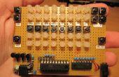 LED binaire rekenmachine