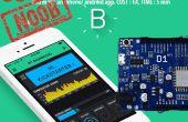 Controle van een arduino project via een aanpasbare android / Iphone app met Blynk en Wemos D1: de 2016 SUPER NOOB vriendelijke manier