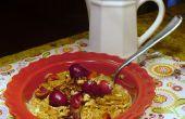 KOFFIE HAVERMOUT - twee heerlijke snelle recepten om te springen start uw dag!
