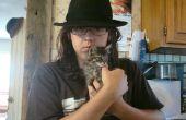 Wegwerp-/ uitvoergoederen kattenbak