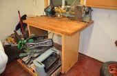 Workstation voor kleine werkruimten Rolling