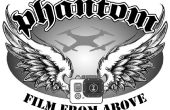 Aangepaste Fit Drone Case (DJI Phantom), Quadcopter Carrier