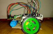Remote Controlled Robot met behulp van Arduino