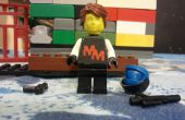 Maken van een gepersonaliseerde 3D LEGO mini fig hoofd