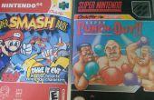 N64, NES, SNES en Genesis-Cartridges zijn spel gevallen om