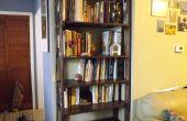 Boekenplank ladder stijl