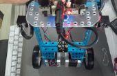 Bouwen van een Self-Balancing voertuig met mDrawBot