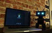 WireBeings Bèta: een 3D Printed en uitbreidbaar Robot voor Arduino met Android controle