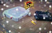DIY 2WD RC stunt auto v 2.0