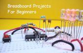 10 breadboard projecten voor Beginners