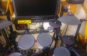 DIY goedkope elektronische Drum Kit bekkens