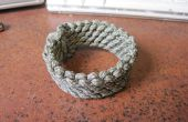 Slatts Paracord Rescue armband (geen sluiting)