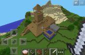 Mijn grote Minecraft huis