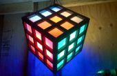 Rubik's kubus lantaarn