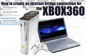 Maken van een internetverbinding voor de brug voor XBoxLive