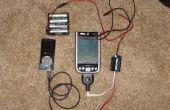 Ultieme draagbare Power Source: Axim, PSP en USB lader van de alles-in-één