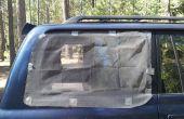 Magnetische Window Screens voor auto Camping