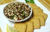 Paddestoel Salsa: Geen tomaten nodig