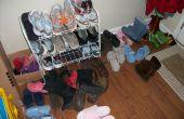 Romeinse (geen bevestiger) schoen rek