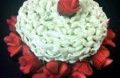 Basket Weave honing Cake