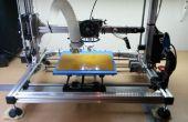 Velleman K8200 3D-printer om te lasersnijden wijzigen.