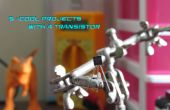 5 coole projecten met een algemeen Transistor