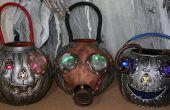 Gena Rumple van Steampunk pompoenen