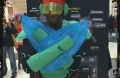 """Hoe maak je een Big Hero 6: """"Wasabi"""" kostuum"""