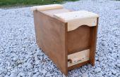 MDF Japanse houtbewerking Toolbox