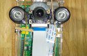 Gemakkelijk Raspberry Pi Security Cam met automatische Web Upload