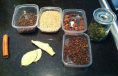 Hoe maak je een mooie gekruide thee (chai)
