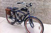 Mijn gemotoriseerde fiets