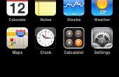 Hoe te te nemen screenshots van een iPhone