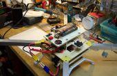 Een Wide-Body Quadrotor - ontwerpen en ideeën om te bouwen van uw eigen.