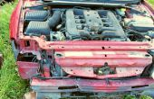 """Hoe te repareren van een auto opgeteld voor een fractie van de """"schatting""""."""