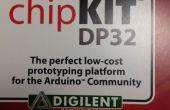 Programmeren met behulp van de Arduino IDE op uw bord ChipKIT Dp32