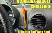 ' Glovebox ' GADGET CHALLENGE - El kever Bud vaas Hack