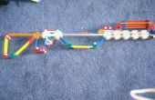 Bolt-Action rifle Knex Sniper