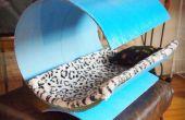 DIY snel & gemakkelijk moderne kat huis
