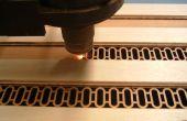 Hoe laser gesneden met Sketchup en 123dmake