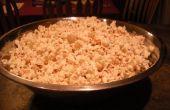Mijn Delectably heerlijke Caramel Popcorn