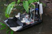 Hoe maak je een boot RC Air voor videoing en leuke