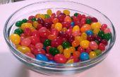 Vertrouw nooit een kom van Jelly Beans!