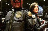 Hoe maak je een Judge Dredd kostuum