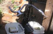 Beste kat Draagstoel fiets emmers