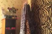 Paracord sjaal hanger
