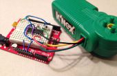 Arduino + K'nex Motors