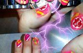 Beweeg Board nagels - BTTF