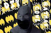 Batman Cowl van ambachtelijke schuim